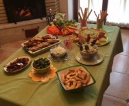 Thanksgiving antipasto