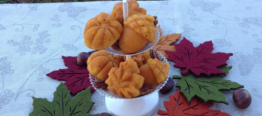 Pumpkin Cake Bites