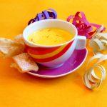 Zabaione with Orange